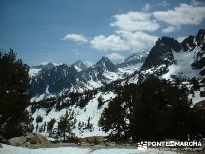 Multiaventura - Parque Nacional de Aigüestortes; rutas para andar por madrid